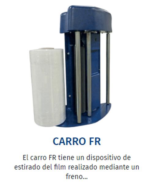 robot s6 carro rocamora